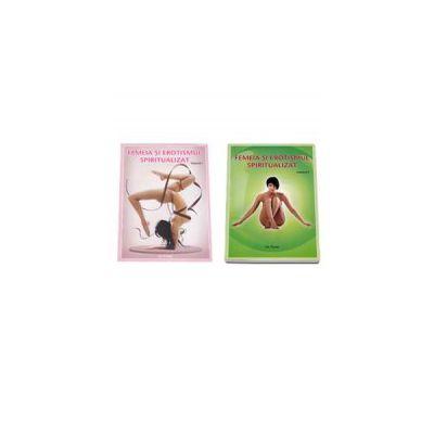 Cenan Lia, Femeia si erotismul spiritualizat - Doua volume