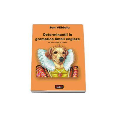 Determinantii in gramatica limbii engleze