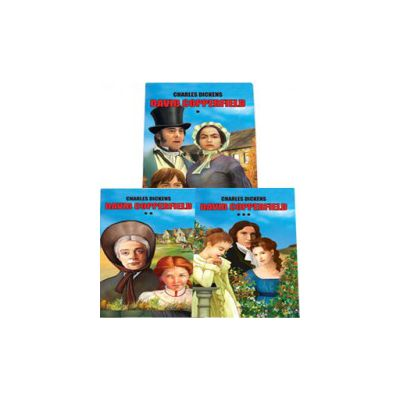 Charles Dickens. David Copperfield - Editie in 3 Volume