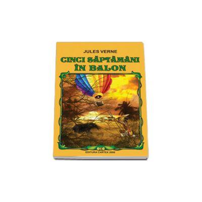 Jules Verne, Cinci saptamani in balon