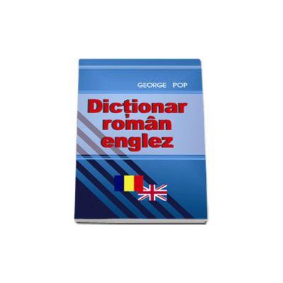 George Pop, Dictionar roman-englez