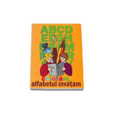 Coloram, alfabetul invatam