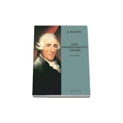 Joseph Haydn, Sase divertismente usoare pentru pian