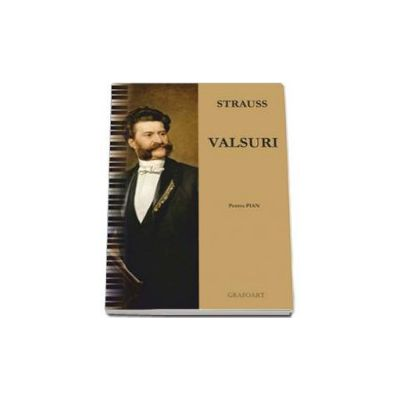 Johann Strauss, Valsuri pentru pian