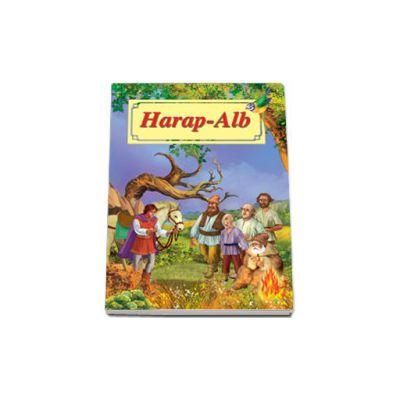 Harap Alb. Carte ilustrata, format A4