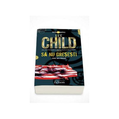 Lee Child, Sa nu gresesti