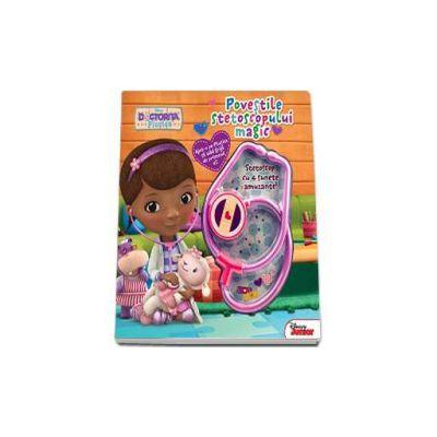 Disney, Doctorita Plusica. Povestile stetoscopului magic - Editie cartonata