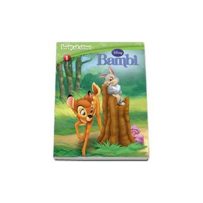 Disney, Invat sa citesc Bambi - Nivelul 1