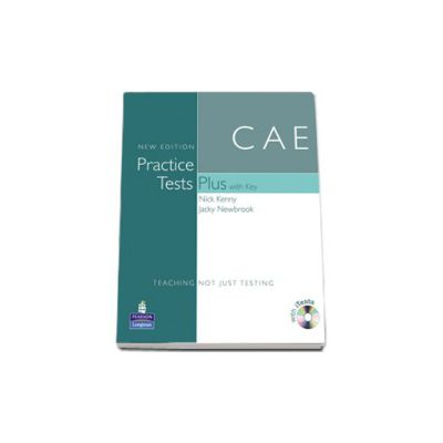 CAE Practice Tests Plus with key and iTests. New Edition