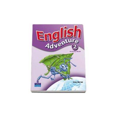 English Adventure Level 2 Activity Book (Anne Worrall)