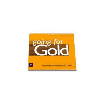 Richard Acklam, Going for Gold Intermediate Class CD 1-2