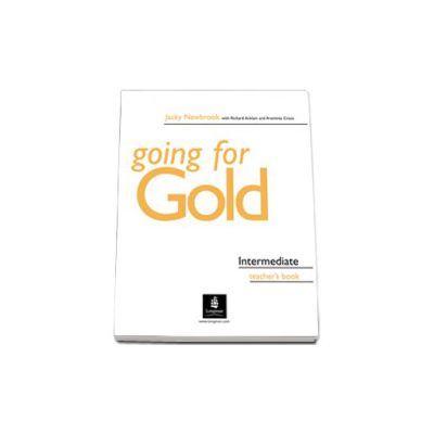 Going for Gold Intermediate Teacher s Book