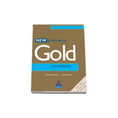 New Proficiency Gold (Course Book)