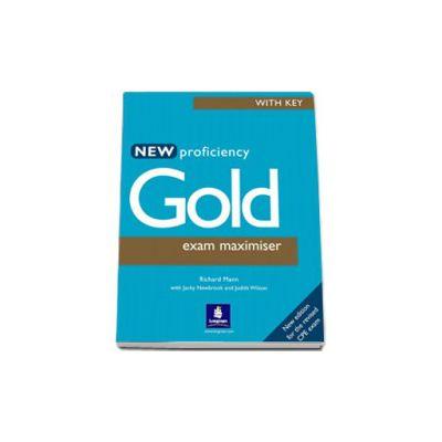 New Proficiency Gold (Exam Maximiser with Key)