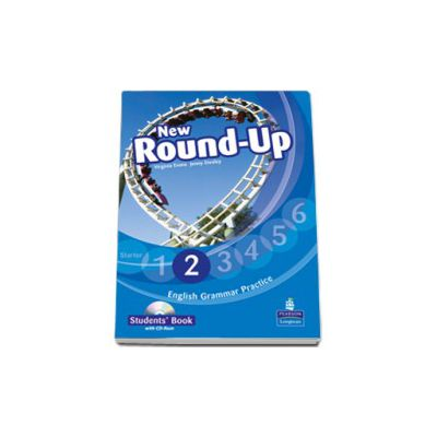 New Round-Up 2. Sudents Book with CD-Rom - English Grammar Practice (Virginia Evans)
