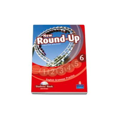 New Round-Up 6 Student s book with CD-rom (English Grammar Practice)