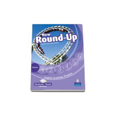 New Round-Up Starter with CD-Rom. Student s Book (English Grammar Practice)