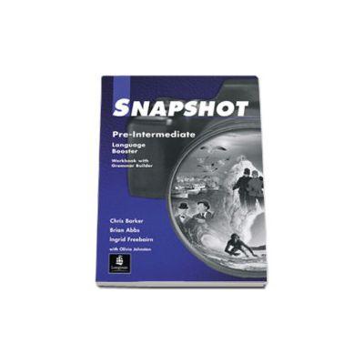 Snapshot. Caiet de exercitii L2 clasa a VII-a - Pre-Intermediate
