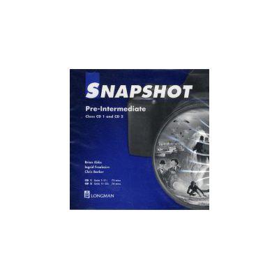 Snapshot Pre-Intermediate Class Audio CD 1-2