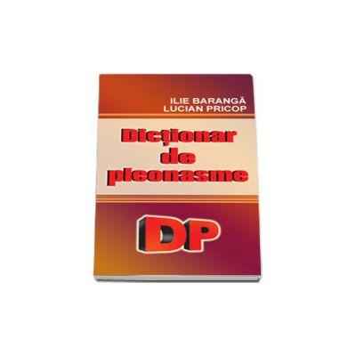 Lucian Pricop, Dictionar de pleonasme