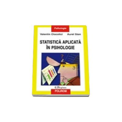 Statistica aplicata in psihologie