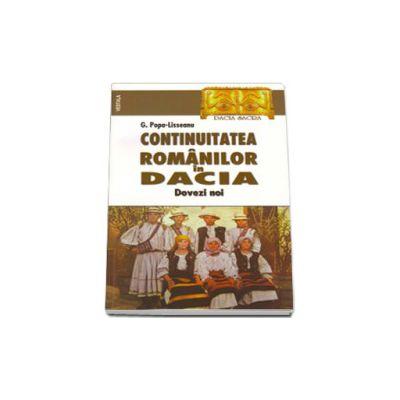 Continuitatea romanilor in Dacia (Dovezi noi)