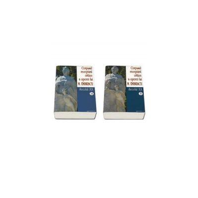 Corpusul receptarii critice a operei lui Mihai Eminescu. Volumele 14-15