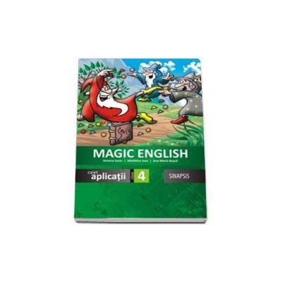Simona Suciu, Magic English - Caiet de aplicatii pentru clasa a IV-a