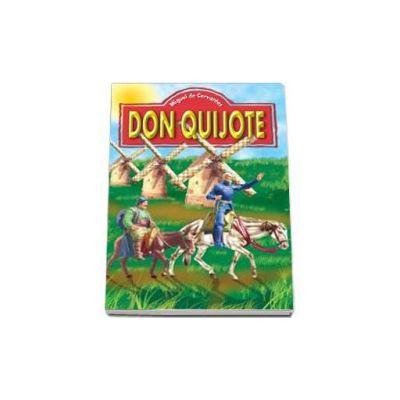 Miguel de Cervantes - Don Quijote - Editie ilustrata