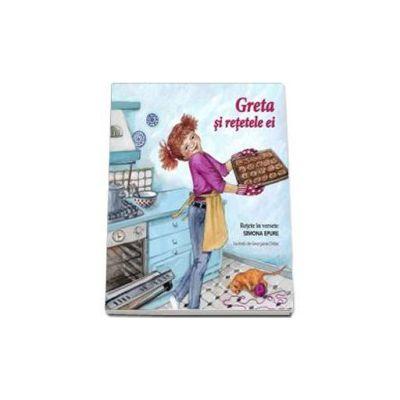 Simona Epure, Greta si retetele ei