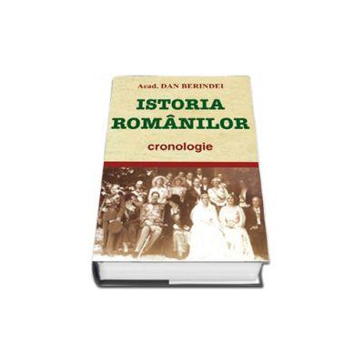 Dan Berindei, Istoria romanilor. Cronologie - Editie cu coperti cartonate