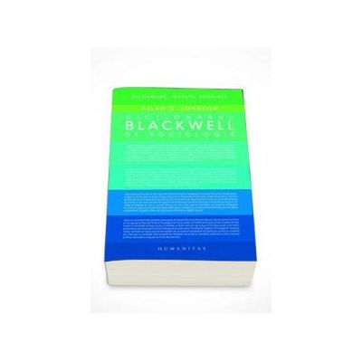 Allan G. Johnson, Dictionarul Blackwell de sociologie