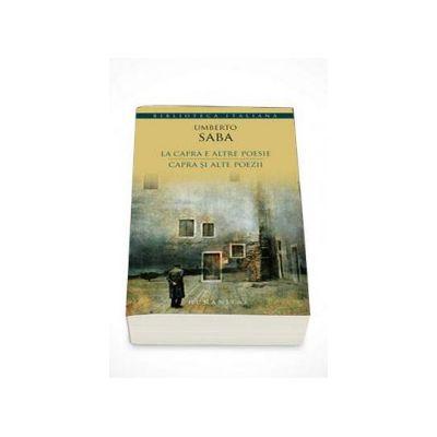 Umberto Saba, La capra e altre poesie-Capra si alte poezii