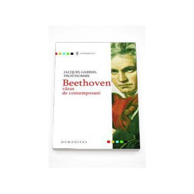 Beethoven vazut de contemporani - J. G. Prod'homme