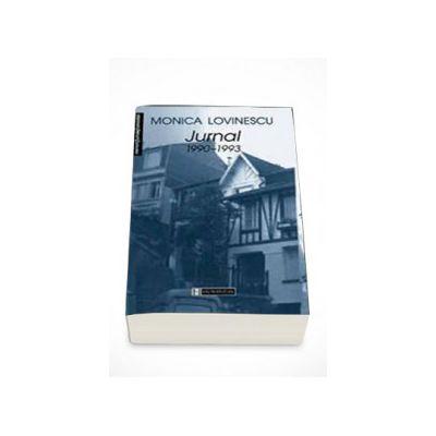 Jurnal 1990-1993 - vol. 3 - Monica Lovinescu