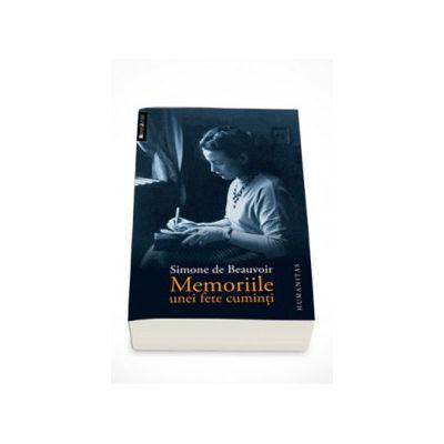 Memoriile unei fete cuminti - Simone de Beauvoir