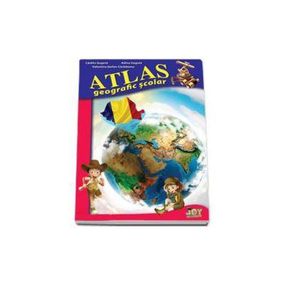 Atlas Geografic Scolar (Valentina Stefan Caradeanu)