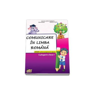 Comunicare in limba romana culegere pentru clasa I (Valentina Stefanescu Caradeanu)