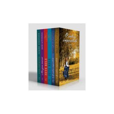 Pachet Lira. O selectie exceptionala despre iubire, pasiune si destine remarcabile (6 volume)