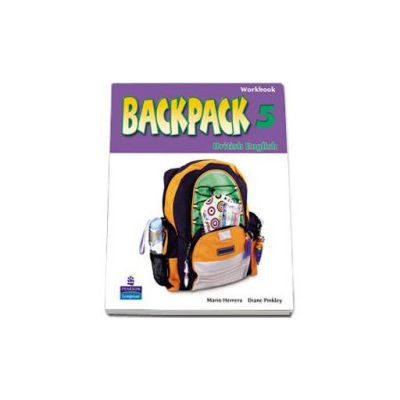 Backpack level 5 Workbook (Herrera Mario)