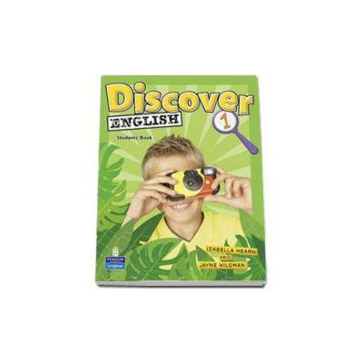 Izabella Hearn, Discovery English level 1 Students Book