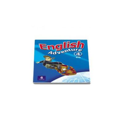 English Adventure level 4 DVD
