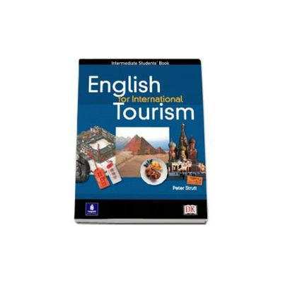 English for International Tourism Intermediate level. Coursebook (Strutt Peter)