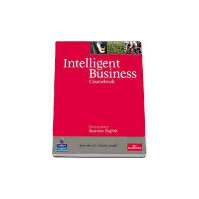 Barrall Irene, Intelligent Business Elementary level Coursebook