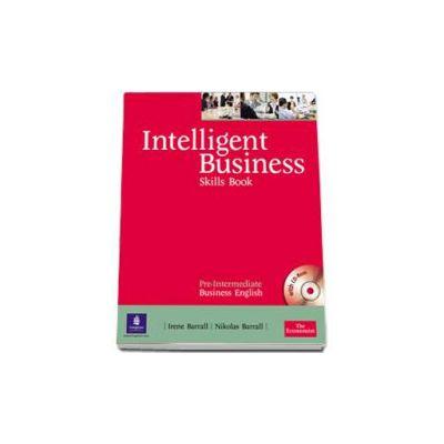 Intelligent Business Pre-Intermediate Skills Book and CD-Rom pack (Barrall Irene)