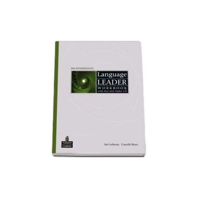 Language Leader Pre-Intermediate Workbook with Key and Audio CD (Gareth Rees)