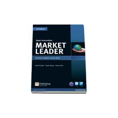 Market Leader 3rd Edition Upper-Intermediate Coursebook with DVD pack (Cotton David)