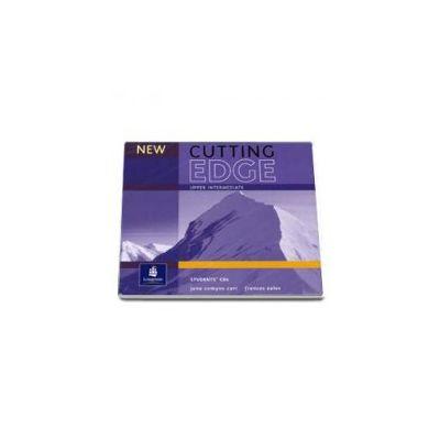 New Cutting Edge Upper-Intermediate Students CD 1-2 (Format, Audio - CD)