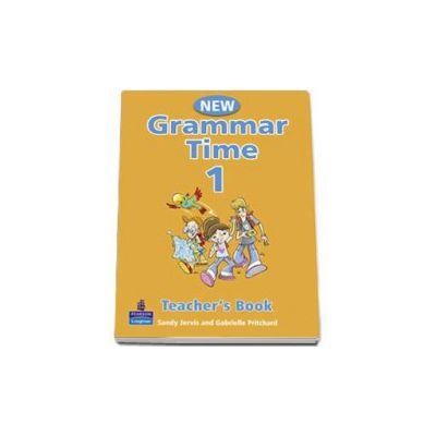 Sandy Jervis, New Grammar Time level 1, Teachers Book