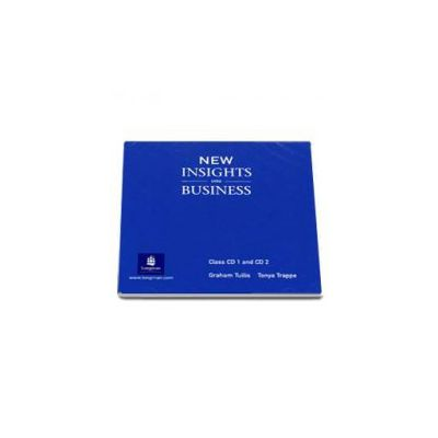 Graham Tullis, New Insights into Business. Class CDs 1-2